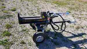 forest king 22 ton log splitter owners manual