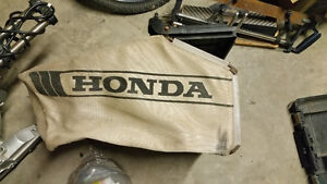 Honda lawn mower bag