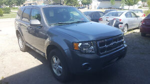 2009 Ford Escape XLT SUV, Certifed and E-tested London Ontario image 2