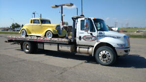 Towing service kindersley area