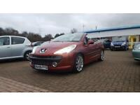 Peugeot 207 1.6 THP 150 GT Coupe Cabriolet