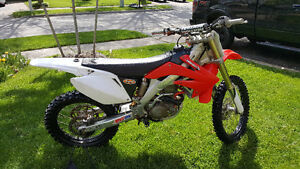 2008 crf250r for sale