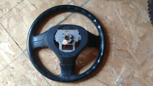 99-05 Miata MX5 Nardi Leather Steering Wheel  w/o airbag