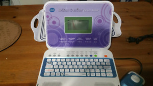 Vtech brilliant creations learning laptop