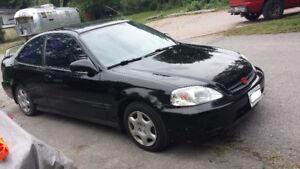 2000 Honda Civic Si Coupe (2 door)