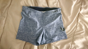 nike pro dry-fit workout shorts