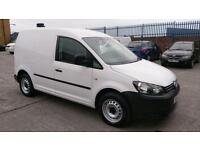 2012 62 VOLKSWAGEN CADDY 1.6 C20 TDI BLUEMOTION 102 1D 101 BHP 1 OWNER F/S/H 2 K
