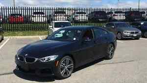 LEASE TAKEOVER! BMW 435i Gran Coupe l M Performace PKG
