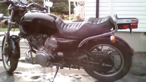 Built when motorcycles were made to last in excellent condition!