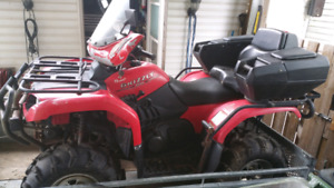 yamaha grizzly 600 2005