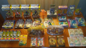 Miscellaneous Figures and Toys