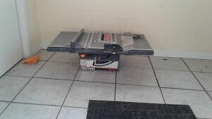 "Craftsman 8"" Table Saw"