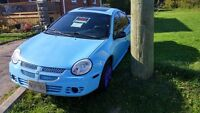 2002 Chrysler Neon $1000 as-is
