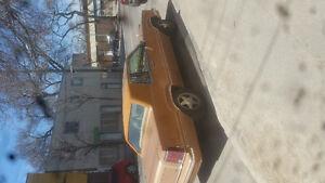 1980 Mercury cougar xr7  $3900obo