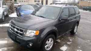 2009 ford escape 4cyl limited