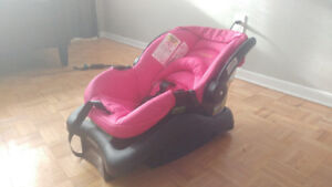 Cosco Stroller with car seat
