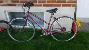 Vélo à vendre /bicycle to sell