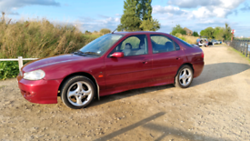 image for 1998 Ford Mondeo ST 24, 1 Previous keeper, Service history