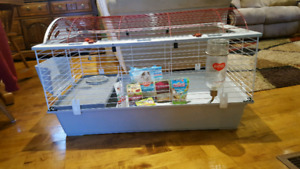 Sold PpuLarge Pet Cage (Rabbit/Guinea Pig/ Chinchilla)