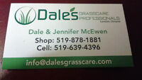 Dales Grass Care Professionals