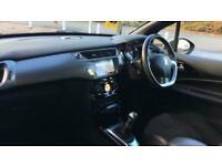 2016 DS Automobiles DS 3 Cabrio 1.2 PureTech Prestige Cabriolet (s/s) 2dr Conver