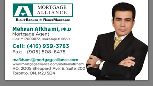 Residential & Commercial mortgages