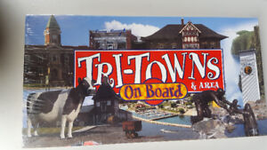 Tri Towns Monopoly game