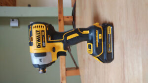 NEW IMPACT DRIVER