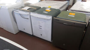 New scratch and dent dishwashers. $399 to $499. Wyse Buys.