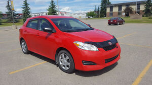 2010 Toyota Matrix XR MINT CONDITION!! Hatchback