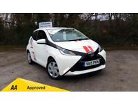 2015 Toyota Aygo 1.0 VVT-i X-Play with Bluetoot Manual Petrol Hatchback