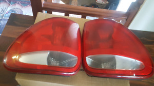 2003 Head and tail light assemblys