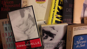 12 Classic Books of Erotica: Perfect for Would-Be Erotica Writer