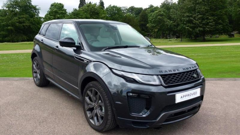 2017 land rover range rover evoque 2 0 td4 autobiography 5dr automatic diesel ha in barnet. Black Bedroom Furniture Sets. Home Design Ideas
