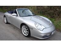 Porsche 911 3.6 Carrera 2 6 Speed Manual 2002 PRESTON