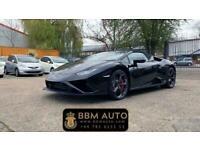 2021 Lamborghini HURACAN EVO RWD SPYDER Coupe Petrol Manual