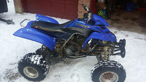 2005 Yamaha Raptor 660- mint condition