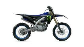 Yamaha YZF 450 MONSTER ENERGY EDITION 2021 MX NOW AVAILABLE TO ORDER AT CRAIGS