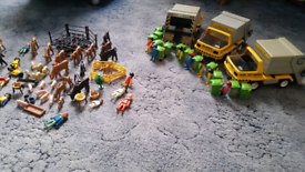 Lot's of playmobil