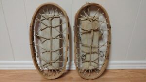 Early Snowshoes (Very Old)
