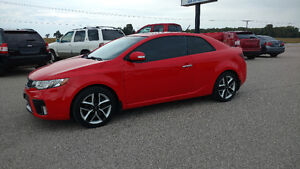 ***SOLD***2010 Kia Other SX Coupe (2 door)