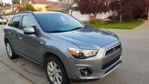 2014 Mitsubishi RVR LIMITED Edition AWD 56 991 km