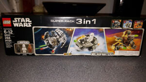 New Lego - Microfighters Super Pack 3 in 1 (66543)