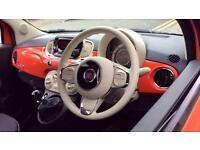 2017 Fiat 500 1.2 POP Manual Petrol Hatchback