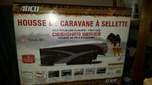 housse caravane a selette-Fifth wheel cover