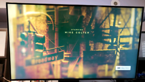 Vizio M55 4k TV With Extended Warranty