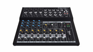 Mackie Mix12FX 12-Channel Compact Mixer (New unopened)