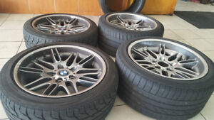 Mags BMW 18 pouces style 32
