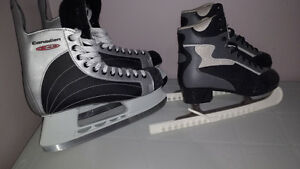 His & Hers Skates