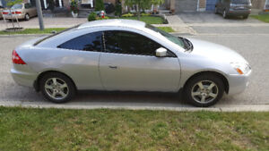 2004 Honda Accord Coupe - *LOW KMs*